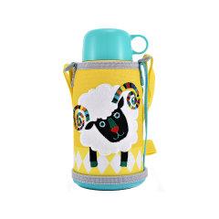 tiger/虎牌 MBR-S06C儿童保冷保温吸管两用杯图片