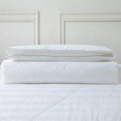 FOSSFLAKES进口 水洗无甲醛 优质超爽全棉薄被空调被夏凉被 150*210cm  透气凉爽 欧洲母婴A级 可水洗图片