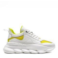 【满赠】【19春夏】Sze/Sze 牛皮拼接 男士撞色时尚超轻老爹鞋 休闲运动鞋 X02M6020图片