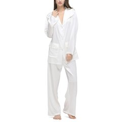 【DesignerWomenwear】DAREONE/DAREONED-light系列真丝睡一套装女睡衣/家居服图片