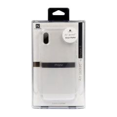 Power Support 日本 Air Jacket for iPhoneX  5.8寸苹果10 轻薄手机保护壳图片