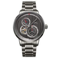 BEIJING/北京手表猎户系列星云男表酷炫全自动机械表钢带防水个性手表全国联保图片
