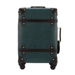 ELLE/ELLE复古系列 条纹 中性款式 PP+PVC拉杆箱行李箱ELCL5524-19(19寸)图片