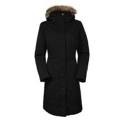 marmot/土拨鼠新款户外保暖防水透气拒水羽绒女式长款羽绒服J76560图片