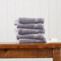 Christy 英国高端家居品牌班福德系列进口毛巾面手浴三件套图片