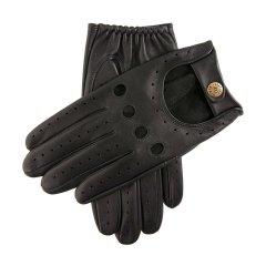 Dents/Silverstone 男士触屏羊皮驾驶手套 经典镂空设计 皮质细腻柔软图片
