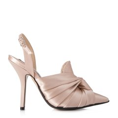【Designer Shoes】N°21/N°21  女士缎面多色高跟鞋 N218E8703图片