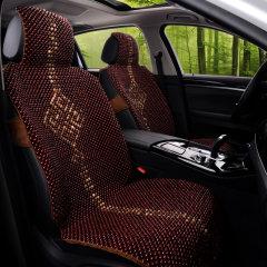 pinganzhe 汽车新款菩提子木珠座垫 汽车夏季木珠凉垫 汽车商务座垫图片
