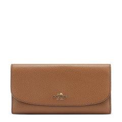 COACH/蔻驰 女士时尚牛皮长款钱包 16613 多色可选图片