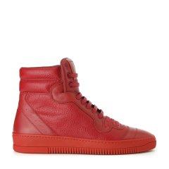 意大利进口男鞋小牛皮圆头平跟男鞋平跟男鞋男士板鞋图片
