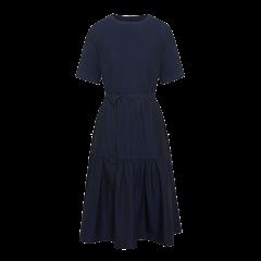 ERDOS/鄂尔多斯 女装 春夏 透气纯棉 时尚简约 修身女士连衣裙 丛林幻想系列图片