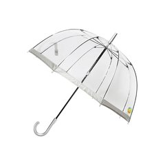 Fulton/富尔顿 视野开阔伞英国女王御用透明防UV鸟笼伞雨伞晴雨伞图片