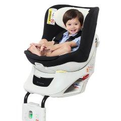 AILEBEBE/艾楽贝贝 日本进口 新生儿可躺 360度旋转 汽车儿童安.全座椅 0-4岁图片