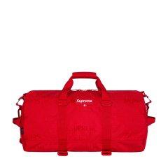 Supreme 19SS Duffle Bag 旅行包 LOGO 旅行袋 桶包 手提包图片