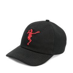 【18春夏】 Alexander McQueen/亚历山大麦昆 帽子 99% 棉 1% 弹性纤维 时尚 印花 白色 STE图片