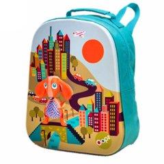 瑞士Oops 宝宝3D书包 卡通可爱 幼儿园大中小班男女童双肩背包图片
