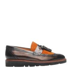 QUARVIF/QUARVIF 撞色设计松糕鞋穿着轻便时尚松糕鞋 QWG83531图片