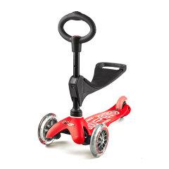 瑞士米高micro新款滑板车mini迷你三合一德陆诗儿童滑板车图片