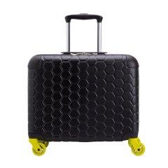 【国内现货】CARPISA/CARPISA 中性款式男女通用树脂/聚碳酸酯蜂窝状图案万向轮商务登机箱旅行箱行李箱拉杆箱 20寸图片