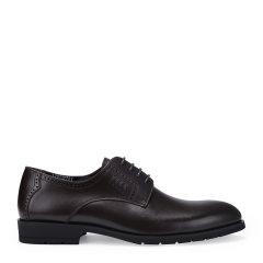 【买赠】ELLE HOMME/ELLE HOMME  牛皮系带单鞋男士商务正装鞋图片