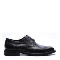 【买赠】CHARRIOL/夏利豪  牛皮 布洛克皮鞋 男士商务鞋商务正装鞋图片