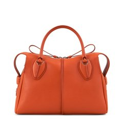 【非凡品牌周】【19春夏】Tod's/托德斯 女士包袋Tod's D-Styling 中号牛皮手袋手提包 APP免息图片