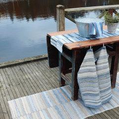 Ekelund瑞典300年历史品牌纯棉防滑地垫地毯 门厅垫子客厅卧室厨房地垫图片