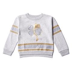 DIESEL KIDS 迪赛 女童卫衣 儿童卫衣/绒衫 2174E001图片