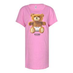 MOSCHINO/莫斯奇诺 underwear泰迪熊女士连衣裙可作长款T恤混搭穿 三色可选 ZA19119007图片