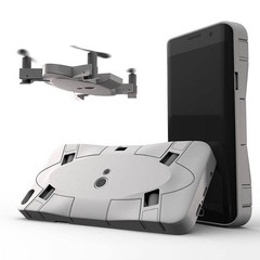 【预售】SELFLY IPHONE 6 PLUS无人机手机壳 智能自拍无人机 10月发货图片