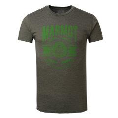 MARMOT/土拨鼠春夏新款户外男短袖透气舒适超轻棉面料圆领T恤F900455图片