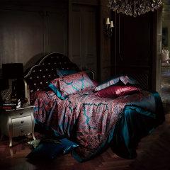 YOLANNA 1.8米床品四件套 床上用品被套床单枕头套图片