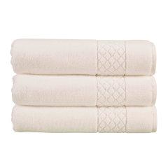 Christy 英国品牌可瑞缇系列全棉柔软舒适浴巾76*137CM图片