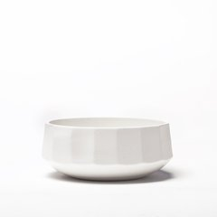 KANJIAN·Life/看见民生 看见·白瓷餐具 白色 大碗图片