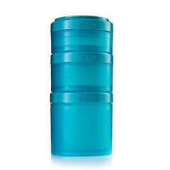 Blender Bottle储物罐3层塑料便携药盒奶粉盒 随意组合储物罐 500ml图片