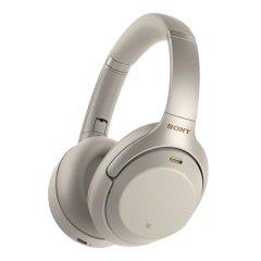 Sony/索尼WH-1000XM3 高解析度无线蓝牙降噪耳机(触控面板 智能降噪 长久续航)图片