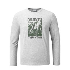 Columbia 哥伦比亚 户外运动2018秋冬新品男款吸湿长袖T恤 服装 PM3274010 PM3274040 PM3274448图片