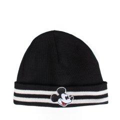 GCDS/GCDS男女同款棉质迪士尼系列米奇老鼠刺绣图案针织帽包头帽时尚帽子FW19M01DY0102【爆款主推】图片