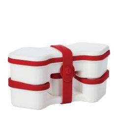 OXO/奥秀 便当盒健身餐盒饭盒 PP树脂材质时尚白领学生饭盒健身餐盒可微波进口野餐盒图片