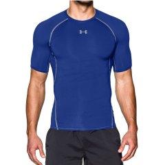 Under Armour/安德玛  男士 紧身 跑步 健身 房篮球训练 短袖 T恤  男士 运动 T恤 1257468图片