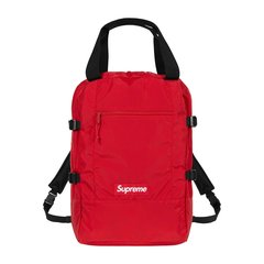 Supreme 19SS Tote Backpack 托特包 书包 拎包 双肩背包图片