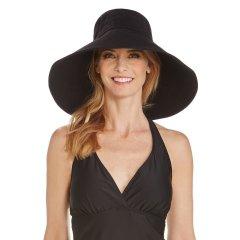 【美国专业防晒】Coolibar 女士防晒帽 UPS 50+(多色可选) 02356图片