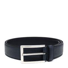 PRADA/普拉达 男士牛皮革针扣腰带  2CC001053图片
