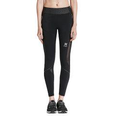 美国HOTSUIT紧身裤女2018夏季新款瑜伽裤塑形紧身健身裤运动裤图片