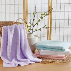 Uchino/内野 纯棉棉花糖舒适面巾浴巾组合装图片