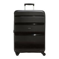 Samsonite/新秀丽万向轮拉杆箱时尚旅行箱轻盈行李箱硬箱25寸 85A 中性款式 聚碳酸酯图片