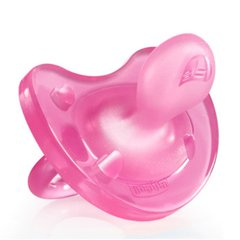 chicco智高婴儿宝宝超软全硅胶安抚奶嘴进口0-6个月图片