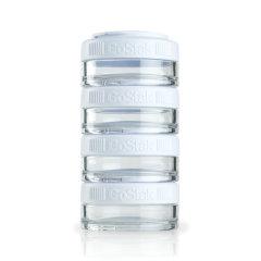 Blender Bottle奶粉罐蛋白粉组合罐 便携药盒 创意多彩储物罐 4层 160ml图片