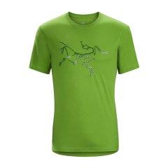 ARCTERYX/始祖鸟 男款棉质短袖T恤-Archaeopteryx SS T-shirt M 19025图片