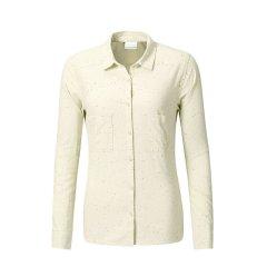Columbia/哥伦比亚户外18秋冬新品女款立领长袖衬衫 服装 AR0490106 AR0490467图片